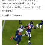Earl Thomas Derrick Henry