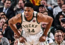 Giannis Bucks Celtics
