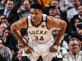 Giannis Bucks Celtics