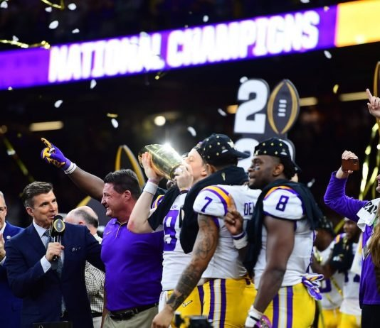 LSU National Champions
