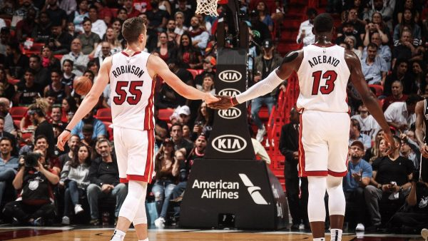 Miami Heat Robinson Adebayo