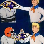 Ravens are the Browns