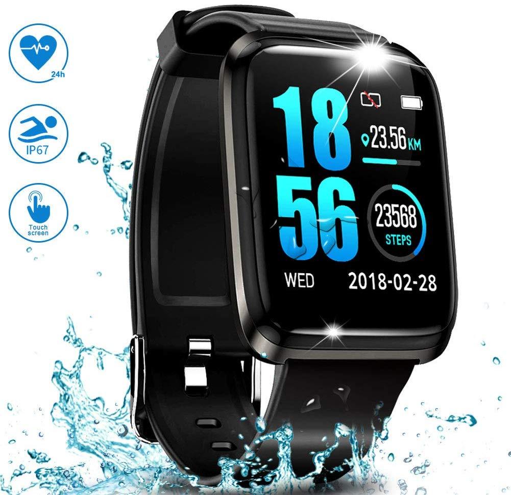 J-SPYFIT GPS Running Fitness Tracker