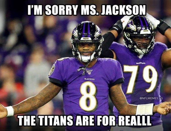 Sorry Ms. Jackson Meme