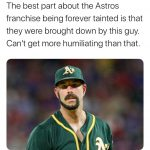 The guy who brought down the Astros
