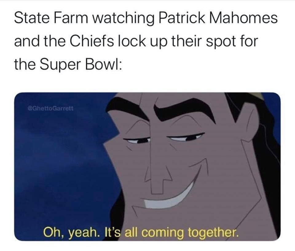 patrick mahomes funny meme