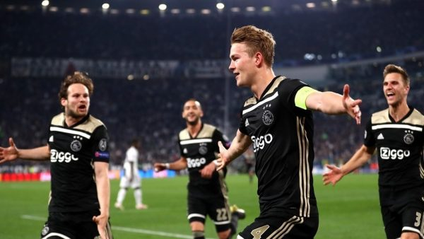 Ajax Beat Juventus