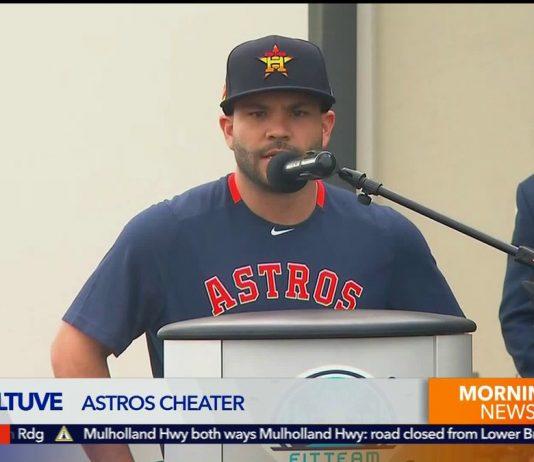 Astros Cheater