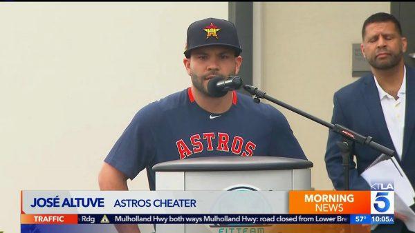 Astros Do Not Feel Regret