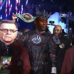 Deontay Wilder Crying Jordan