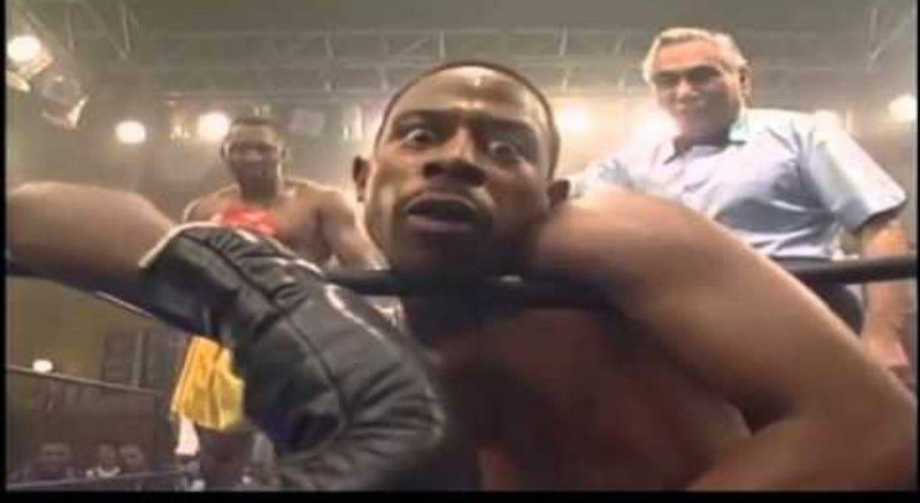Deontay Wilder Martin Lawrence