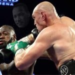 Fury Punches Wilder
