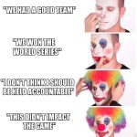 Jim Crane is a Clown