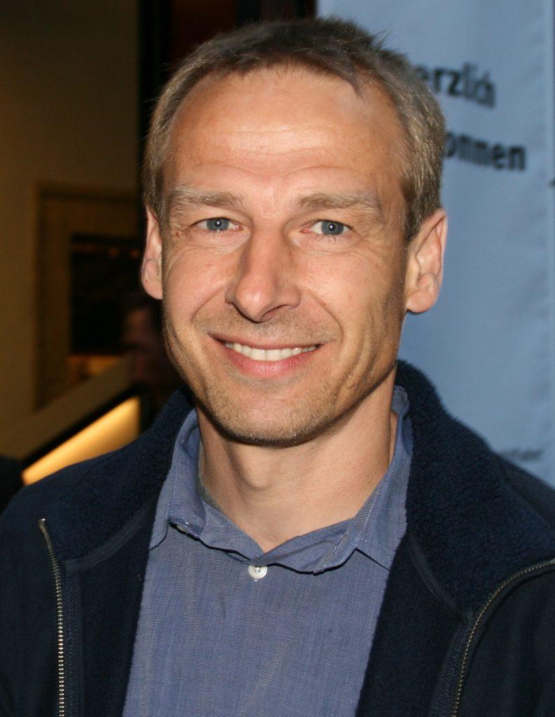 A picture of Jurgen Klinsmann