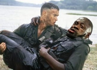 Wilder is Bubba from Forrest Gump
