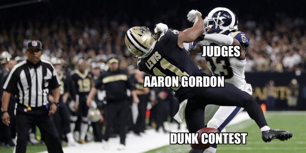 NBA All-Star 2020: 8 Best Memes of Aaron Gordon Getting ...