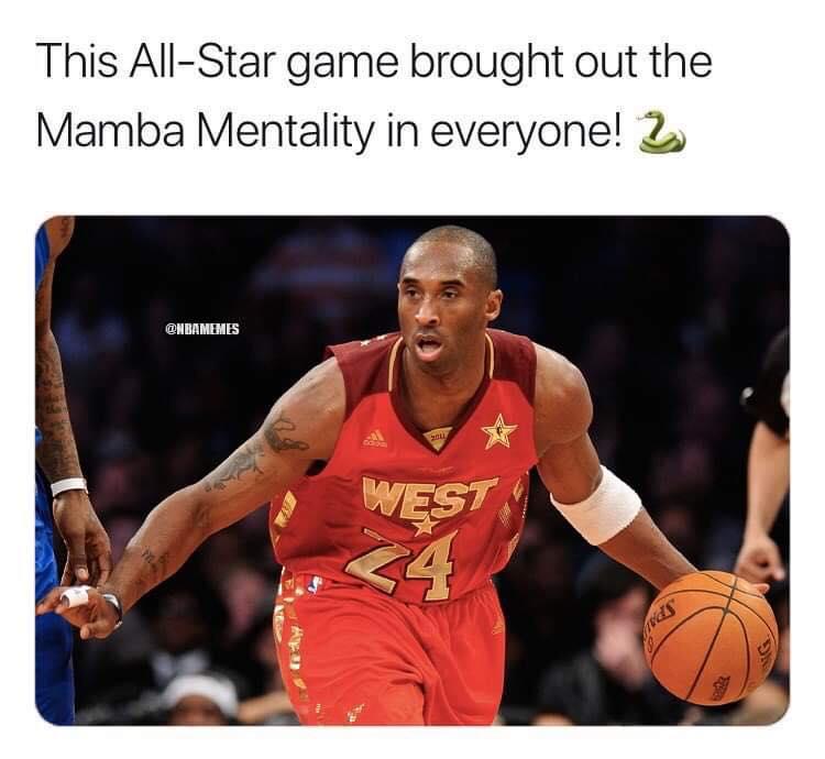 Kobe All-Star Meme