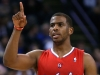 thumbs chris paul as 2013 NBA All Star Game Rosters