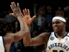 thumbs zach randolph 2013 2013 NBA All Star Game Rosters