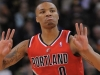 thumbs damian lillard The 2014 NBA All Star Game Players