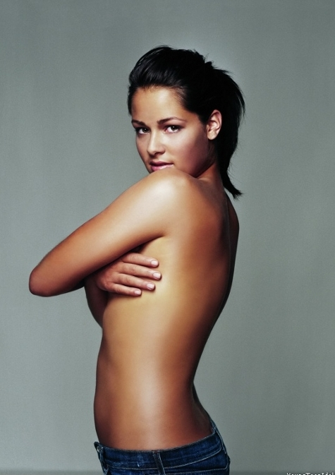 ana Ana Ivanovic, Sexiest Tennis Player in the World