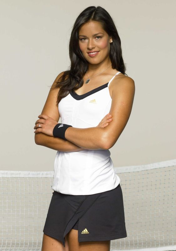 ivanovic Ana Ivanovic, Sexiest Tennis Player in the World