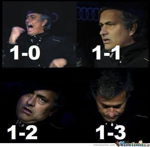 Mourinho special