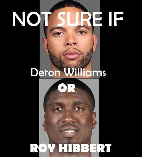 Williams or Hibbert?