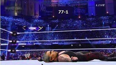 Like the Undertaker