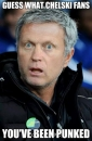 Mourinho? Or is it Moyes?