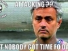 thumbs attack 12 Memes of Chelsea & Jose Mourinho Parking the Bus