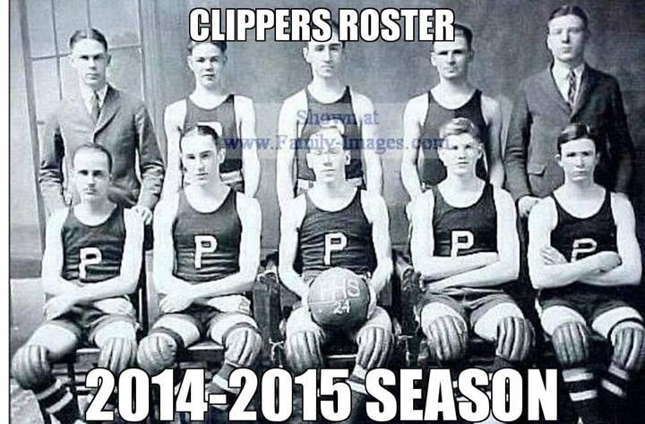 2015 Clippers