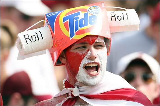 Alabama Fan