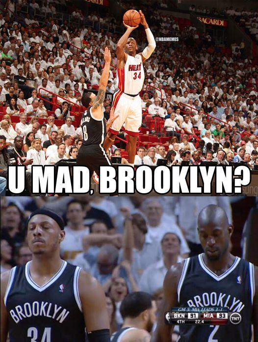 Brooklyn mad