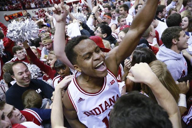 Indiana beat Wisconsin