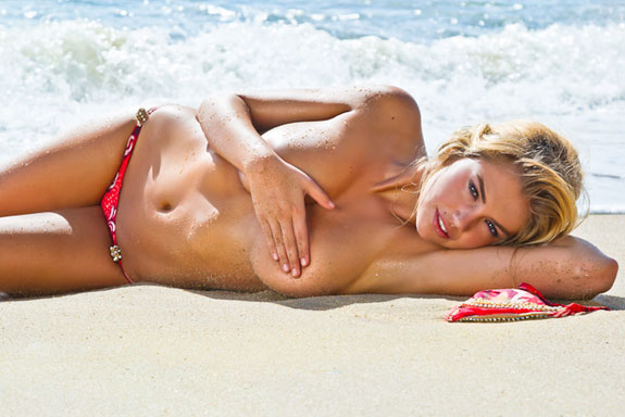 v Kate Upton, the Sexiest Woman on Planet Earth in 2012