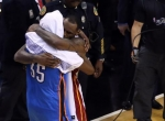 Consoling Hug