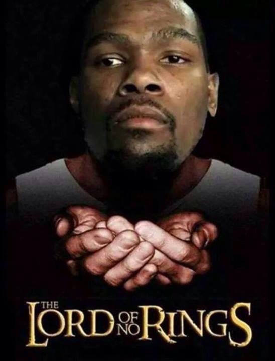 Durant - No rings