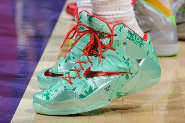 NBA on Christmas - Shoes of the Stars | Sportige