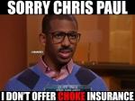 Choke insurance